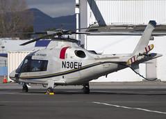 N30EH_A109E_KVNY_7503 (Mike Head - Jetwashphotos) Tags: ca winter usa america us warm dry socal southerncalifornia agusta losangelescounty a109e vny 11029 vannuysairport californiastate kvny helinetaviation n30eh