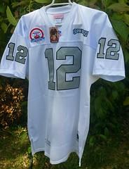 "My new #KennyStabler #OaklandRaiders #Jersey. #NFL #RaiderNation #SilverAndBlack #Nike #4 # QB ##RigsRocks #Authentic #Kenny #Stabler nicknamed ""The #Snake,"" was a  football quarterback for the Oakland Raiders (19701979)  in Oakland, Stabler wa (RigsRocks) Tags: nfl 4 silverandblack qb jersey halloffame kenny authentic stabler raidernation kennystabler nike snake rigsrocks oaklandraiders"