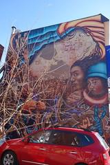 Montreal Spring 16 (Jan1ce) Tags: urban streetart canada graffiti quebec montreal