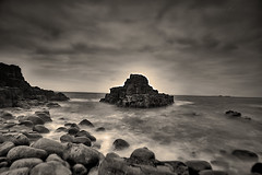 rocky (SkyeBaggie) Tags: long exposure lee minch hebrides isleofskyescotland borneskitaig