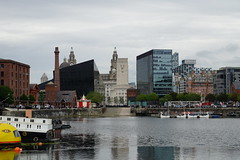 Canning Dock - Liverpool (Chris Dimond) Tags: liverpool relections 2015 portofliverpool canningdock