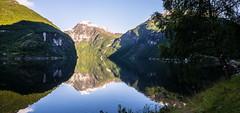 Mornway (Tobiasvde) Tags: mountains nature water norway nikon norwegen fjord 24mm nikkor f28 geiranger d800 noorwegen