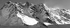 Les Monts De Sion. (clicheforu) Tags: winter light mountain snow alps nature beautiful rock contrast montagne alpes canon landscape switzerland blackwhite paradise view suisse top magic awesome hiver ngc peak wilderness breathe lifeisgood wallis valais verbier noirblanc cabanemontfort 4vallees clicheforu christianpetit lesmontsdesion