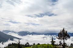 PSN_4317 (Paul Nicodemus) Tags: travel mountains nature night clouds landscapes rocks skies adventure monastery solo greenery roads himalayas valleys tawang arunachalpradesh