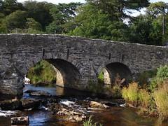 Dartmore England (frenziM) Tags: bridge england water wasser poetry poetic pont angleterre brcke southwestengland