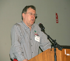 Dean Pardue 4 (UGA College of Ag & Environmental Sciences - OCCS) Tags: conference uga schwartz turf pardue