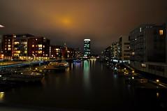 Westhafen. (mybeardandmypenguin) Tags: germany long exposure frankfurt westhafen langzeitbelichtung