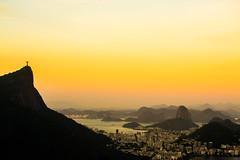 Entardecer no Rio de Janeiro (Diogo Bessa) Tags: rio nikon nikkorlens nikond80