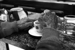 IlGiovediDiDomenico_02 (Naraphotos) Tags: portrait bar hands hand tram oldman mani mano spaghetti autobus ritratto caff reportage domenico sigarette panchina trattoria solitudine rotaie anziano amatriciana stampella gioved tranquilli