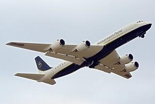 N782SP | Samaritan's Purse | DC-8-72CF | KRFD