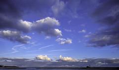 Soft, morning light (Wouter de Bruijn) Tags: morning light sky beach clouds sunrise landscape soft fujifilm skyporn xt1 fujinonxf14mmf28r