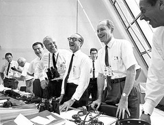 Apollo 11 mission officials celebrate their spacecraft's successful lauch, July 16, 1969 [786x599] #HistoryPorn #history #retro http://ift.tt/1STOMIl (Histolines) Tags: history 1969 july 11 retro mission timeline 16 their apollo celebrate lauch officials successful vinatage spacecrafts historyporn histolines 786x599 httpifttt1stomil