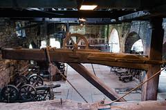 DSC_0108 (lattelover56) Tags: history museum iron indoor forge ironforge wortley historicsite waterpower workingmuseum wortleytopforge
