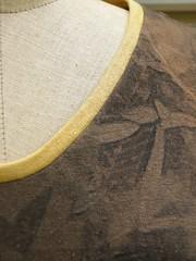 robe pauline detail