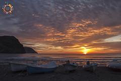 IMG_8610 (Enrique Gandia) Tags: nature sunrise landscape spain andalucia amanecer almeria cabodegata lasnegras travelblogger consejeroviajero