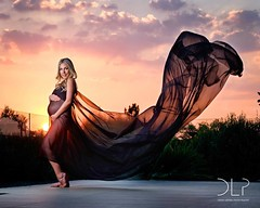 Breath-taking #devinlesterphotography (Devin Lester Photography) Tags: sunset portrait woman beautiful fashion lady portraits glamour photographer gorgeous mother pregnancy belly maternity glowing material flowing motherhood bump expecting babybump maternityphotography nostrobistinfo removedfromstrobistpool seerule2