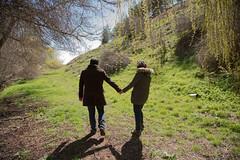 Pareja en Lerma, Espaa (APRENDIZ CANON) Tags: espaa pareja amor novios castilla lerma