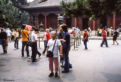 Sweet Baby # Peking # China_2006_2560 # Leica R9 Fuji Provia100 - 2006 (irisisopen f/8light) Tags: china leica color film fuji beijing slide farbe provia peking 100f diafilm r9 irisisopen