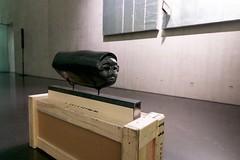 Theaster Gates: Black Archive. Kunsthaus Bregenz (VernissageTV Didier Didier) Tags: sculpture contemporaryart kunst skulptur bregenz zeitgenssischekunst theastergates kunsthausbregenz