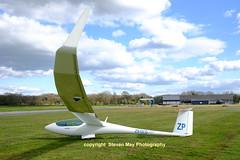 ZS-GCG Jonker JS1B Revelation (SPRedSteve) Tags: glider jonker sailplane southafrican js1 shobdon js1b zsgcg