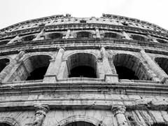 roma-1721 febbraio 2016 (Fabio Gentili Photography) Tags: bw italy rome roma bn coliseum foriimperiali colosseo