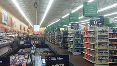 Coffin Cooler Conundrum (Retail Retell) Tags: county retail project store interior walmart impact ms desoto quirks hernando supercenter 5419