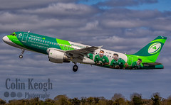 EI-DEI (CJK PHOTOS) Tags: 2005 irish history for code team jan rugby aircraft flight s 11 number age airline airbus type years msn aer mode serial a320 livery lingus 2374 a320214 eidei 4ca281