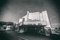 Teatro (Thomas Hawk) Tags: california bw usa teatro theater neon unitedstates fav50 unitedstatesofamerica venturacounty oxnard fav10 fav25 teatrotheater teatroboulevardtheatre