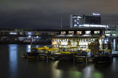 Watertaxi Rotterdam (Steven Dijkshoorn) Tags: city urban netherlands rotterdam nederland 010 watertaxi rotjeknor