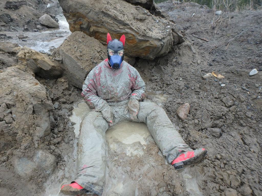 Mud fetish gay