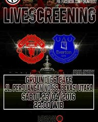 Lokasi Nobar: Nobar United Bekasi (lokasinobar) Tags: barcelona madrid city milan roma liverpool indonesia manchester real bayern la football chelsea soccer united bola arsenal serie juventus tottenham inter bareng psg liga epl suporter persija lokasi nonton persib a sepakbola nobar arema kuliner nonbar
