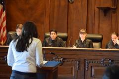 Judicial in Session