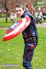 IMG_8820 (Neil Keogh Photography) Tags: red usa brown white black anime male america silver comics soldier boots cosplay amor films americanflag videogames gloves captain hero animation cosplayer marvel captainamerica marvelcomics starsstripes utilitybelt nwcosplayeastermeet