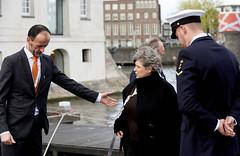 Informal Meeting of EU Finance Ministers (EU2016NL) Tags: amsterdam europe nederland meeting minister finance scheepvaartmuseum informal financien eu2016nl eu2016