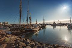 Port of Husavik (Riverman - Armann) Tags: island iceland skip sland btar 2016 hsavk hvalur hvalaskoun riverman armann norursigling hsavkurhfn