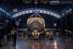 STS (Henrybailliebro) Tags: usa museum america smithsonian airport tech earth space nasa sts endevour shutte