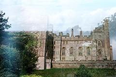 Arundel Castle (travislivingston) Tags: england building castle film architecture 35mm