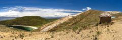 Isla del Sol (Chachino) Tags: travel titicaca canon landscape bolivia panoramic phototravel
