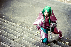 Shun de Andromeda - Nina Artwork (jwellingtonjohnny) Tags: anime saint cosplay manga andromeda nina cosplayer otaku seiya shun saintseiya zodiaco cavaleiro cavaleirodozodiaco zambartino