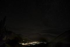 Night sky over Silverton, Colorado (Mitch Tillison Photography) Tags: longexposure sky mountains night landscape photography photo lowlight colorado skies silverton sanjuan nighttime astrophotography citylights starscape mitchtillison