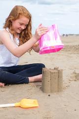 Beach Games (cathcuk) Tags: beach norfolk