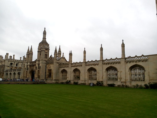 Visite de Cambridge, en Angleterre