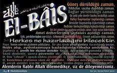 ElBais1 (Oku Rabbinin Adiyla) Tags: god muslim islam religion bible allah quran verse kuran ayet