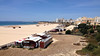 Praia da rocha (Portimao) (daniel EGV) Tags: ocean sea mer beach portugal water seaside sable cliffs atlantic algarve plage sans falaises praiadarocha portimao altantique
