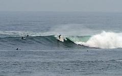 OSCAR GMEZ / 5074GNW (Rafael Gonzlez de Riancho (Lunada) / Rafa Rianch) Tags: sea mer sports mar surf waves surfing olas cantabria deportes laisla ocano acantilados santamarina