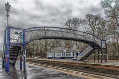 Photo of Station in the rain #2