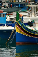Puerto de Mgarr, isla de Gozo, Malta (Travel around Spain) Tags: europa malta gozo mgarr