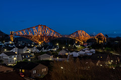 Forth Bridge from North Queensferry (mjbryant007) Tags: architecture scotland edinburgh bridges forth february lothians forthbridge northqueensferry forthbridges 2016 visitscotland february2016