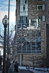 Reflections (avflinsch) Tags: street city reflections denver 500px ifttt