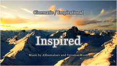 Inspired - Background Music For Your Video | by AShamaluev (ashamaluev) Tags: light music inspiration film beautiful beauty radio movie advertising freedom tv video vimeo soft good films background live stock piano inspired calm violin commercial license documentaries download strings inspirational cinematic inspire audio royalty instrumental inspiring licensing audiojungle royaltyfreemusic ashamaluev veromaxmusic veromax